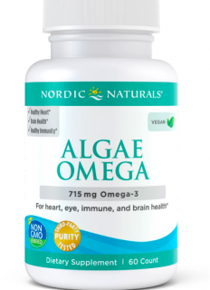 Algae Omega - 60 Soft Gels