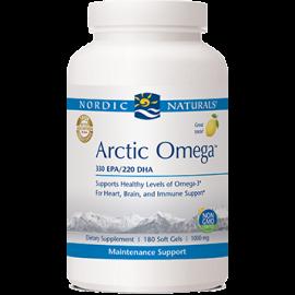 Arctic Omega™ Lemon - 180 Soft Gels