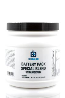 Battery Pack Special Blend Strawberry